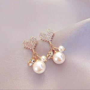 Mickey Mouse Fashion Earrings